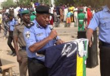 Borno State Police Commissioner, Mr. Damian Chukwu