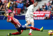 Gareth Bale has scored 100 goals in 217 games for Real Madrid