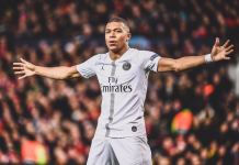 Kylian Mbappe scored PSG's second goal thanks to an exquisite assist from Angel di Maria