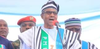 President Muhammadu Buhari dismissed the fake news that he was Jubril from Sudan
