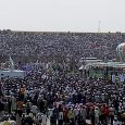 The crowd in Katsina is overwhelming