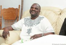 Abass Akande popularly known as Obesere has joined APC from PDP in Lagos