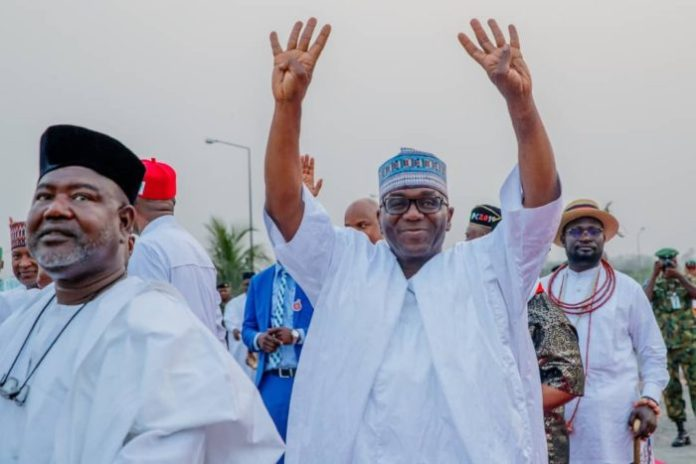 Abdulrahman Abdulrazak is expected to be named Kwara governor following a clear lead