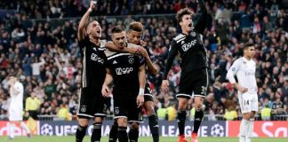 Ajax put in a masterful and matured display to down Real Madrid away 4-1