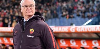 10-man Roma defeated Empoli 2-1 in Claudio Ranieri's first game in charge