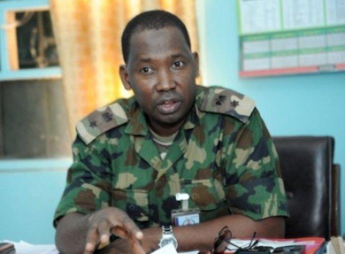 Colonel Sagir Musa denies Boko Haram killed soldiers