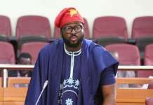 Desmond Elliot has been reelected in Surulere Constituency 1