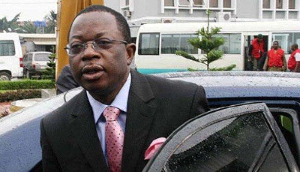 Erastus Akingbola is being re-arraigned for fraud