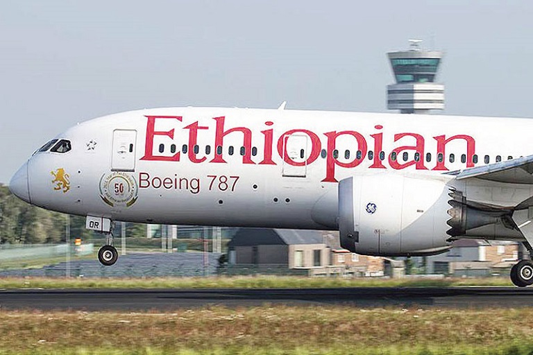 Ethiopian Airlines Boeing 737 with 158 people aboard have crashed