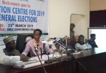 INEC collation centre in Kano has halted collation of votes