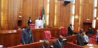 Nigerian Senate bill social media