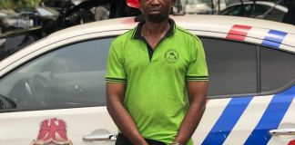 Osuji Chibuzor and his gang used fake dollars to dupe their victims