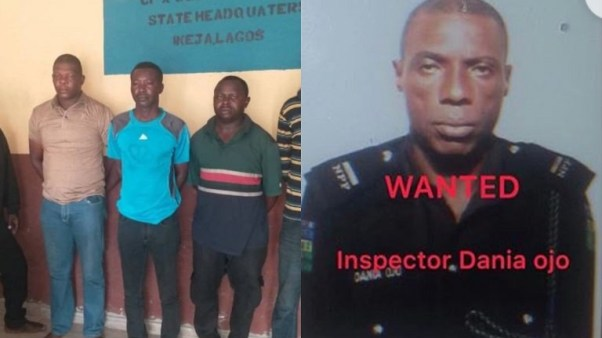 Inspector Dania Ojo declared wanted over shooting in Ajegunle