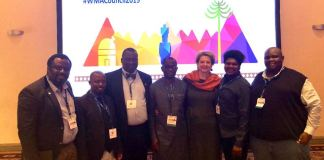 Dr Enabulele Osahon (M) has been elected chairman of SMAC, WMA in Chile