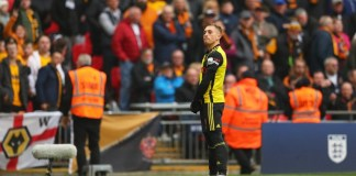 Gerard Deulofeu scored twice to inspire Watford to a 3-2 win over Wolves at Wembley