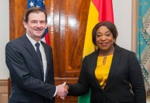 Ghana and US has signed an agreement that allows Ghanians enter US without visas