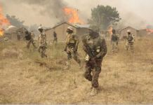Troops have destroyed bandits camp in Kaduna