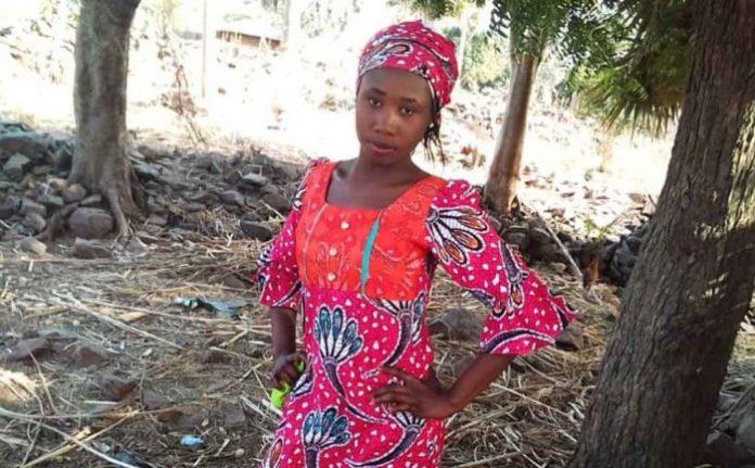 Leah Sharibu was captured on February 19, 2018 at 5:30 pm by Boko Haram