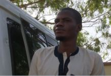Rabiu Mohammed Umar has been jailed 10 years for currency counterfeiting