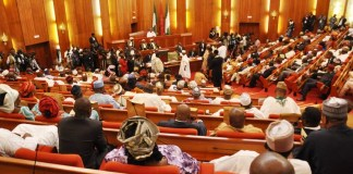 The Nigeria Senate