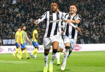 Chuba Akpom wins Greek Super League title with PAOK