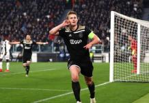 Ajax are into the semi-finals of the Champions League for the first time since 1997
