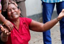 Three churches in Sri Lanka were targeted during Easter services
