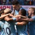 city players celebrate scoring