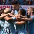 city players celebrate scoring