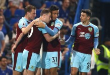 Burnley hold Chelsea at stamford bridge