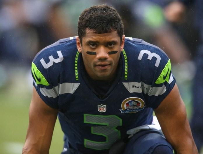 Russel Wilson Seattle Seahawks quarterback
