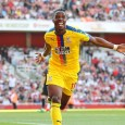 Zaha on target as Palace beat Arsenal at the Emirates
