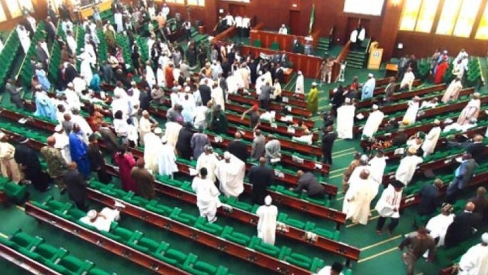 House of Representatives have asked that all schools be fumigated before resumption