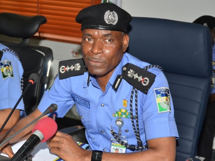 Inspector General of Police (IGP), Mr Mohammed Adamu vehicles