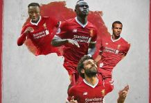 Mohamed Salah, Sadio Mane and Joel Matip are expected to feature for Liverpool