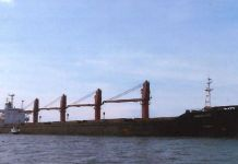 US seize North Korea coal ship