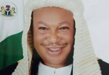 Hon Acho Ihim absconded with the mace