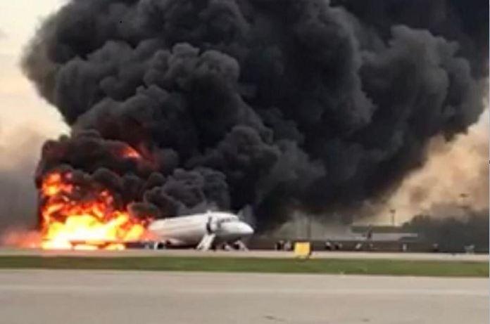 Russian investigators say death toll has risen to 41 on Aeroflot fire