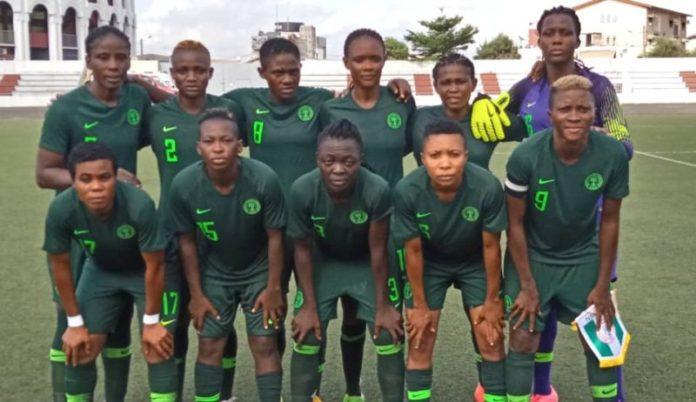 The Super Falcons destroy Nigerien counterparts in WAFU Cup