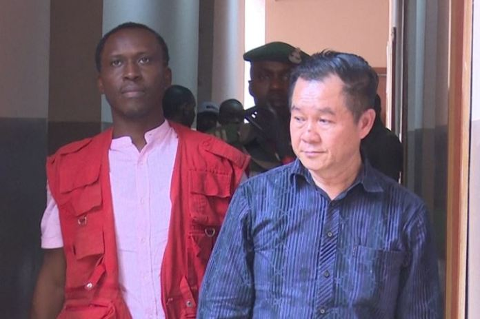 Malaysian citizen Tan Ah Chai Richard has been remanded in Ikoyi prison