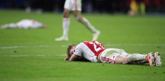 The Dutch league has been abandoned with no winners and relegation Ajax