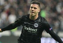 Luka Jovic has has a sensational season in the bundesliga