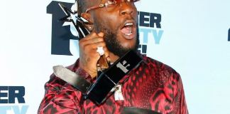 Burna Boy missed out on the Grammy Awards but claims he is the best