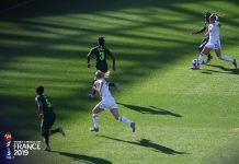 Germany beat Nigeria 3-0 to progress to the semi-final