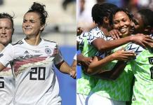Germany topped Group B while Nigeria qualified as one of the best losers