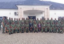 Major General Jamil Sarham says the Nigerian Army didn't compromise during the 2019 election