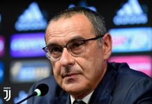 Maurizio Sarri says he has no problems with Cristiano Ronaldo