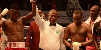 GOtv Boxing Night 19: Rilwan Babyface Babatunde will fight Ghanaian Eden Biki
