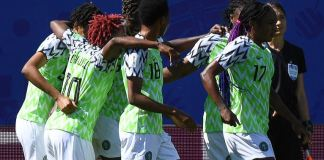 Super Falcons beat South Korea 2-0 to record first win at the ongoing Womens World Cup