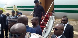 Vice President Yemi Osinbajo has arrived the United States on a four-day visit